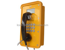 LED display Industrial telephone /Highway telephone /Tunnel telephone with hook