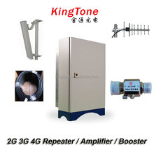 Kingtone Wireless 2G/3G/4G GSM Repeater Cellular Cell Phone Mobile Signal Booster/Repeater