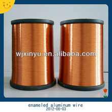 12 AWG/ Round enameled copper coated aluminum winding wire
