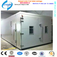 Programmable Temperature and Humidity Testers Industrial Used Customized Walk In Cold Storage Room