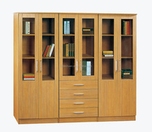 High quality book case MDF book case