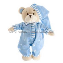 Plush toys for crane machine animal stuffed toys plush Sleeping Bear animal dolls