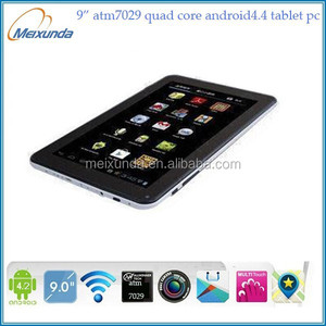 ATM7029 android 4.4 9 inch video call android tablet pc