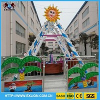 2015 Cheap price and high quality of amusement park ride pirate ship for sale