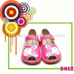 Sharp Crocodile Mouth Baby Girl Shoes