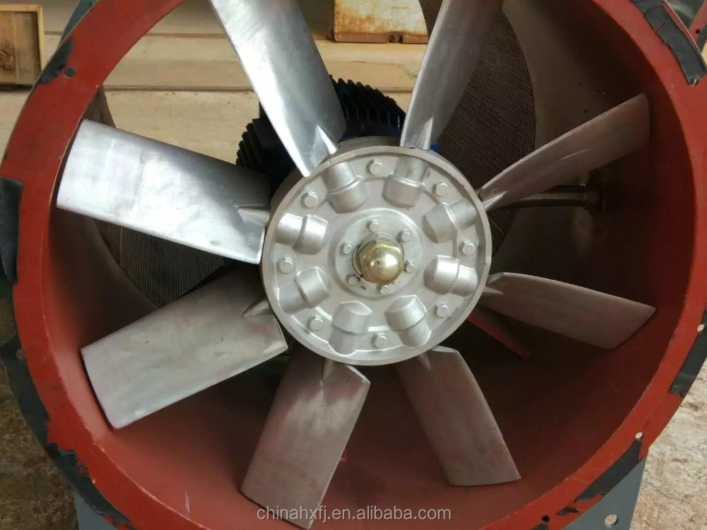 China Jet fan/Tunnel Ventilation Fan for tunnel Construction