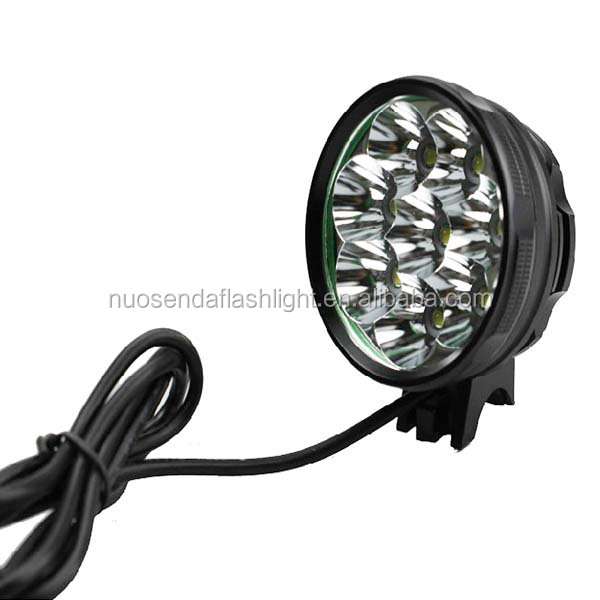 High brightness led bike <strong>lamp</strong> 8.4V 8xCREE XM-L2 <strong>U2</strong> 8000lm 5-Mode LED Bicycle Light