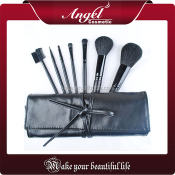 wholesale gray cosmrtic makeup brushes made in china