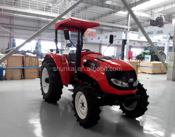 2015 new style small agriculture tractor with cab