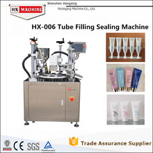 Hot Selling Plastic Table Top Bottle Tube Filling and Sealing Machine