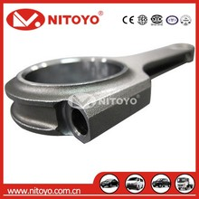NITOYO 142-20-53 racing car H Beam connecting rod forged 4340 for Volvo connecting rod