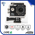 Best selling wifi camera,4k sport DV 170 degree waterproof action camera