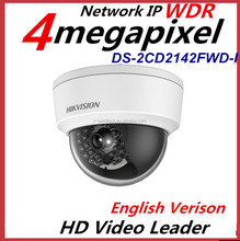 Hikvision DS-2CD2142FWD-I 4MP M-series Ip Camera Remote Security Camera WDR Motion Detection Ip Dome Camera