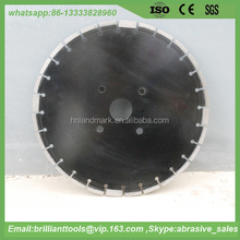 China manufacturing 14inch diamond saw blade for cutting asphalt