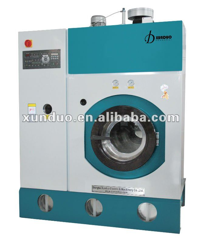 Dry cleaning machine- dry cleaning shop equipment