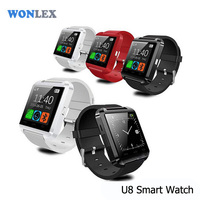 Wonlex Bluetooth Smartwatch U8 Plus Smart Watch for iPhone and Android