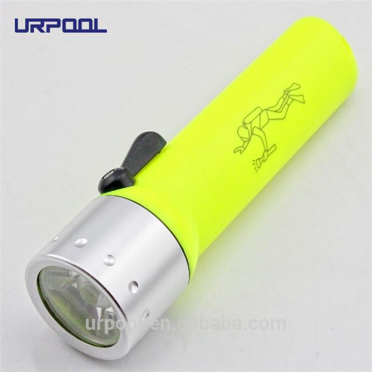 underwater photogarphy diving video light uitra-bright led dive and search flashlight diving torch led