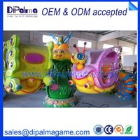 A look of exultation amusement park rides equipment remote butterfly 8 player for hot sales