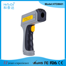 Large Dual 4 Digital LCD Laser Target Point Temperature Gun,Infrared Laser Industrial Thermometer