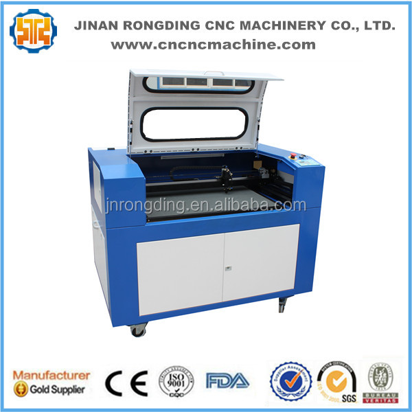 600*900mm laser machine for cutting and engraving for organic glass arts and crafts 6090