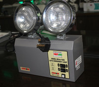 4hours 2*3w high power led emergency light manufacturer cheap OEM Shenzhen factory