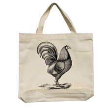 Cock Printed 120gsm Cotton Bag Made In China