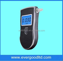 NEW Hot Selling Professional Police Digital Breath Alcohol Tester Breathalyzer AT818,Factory Direct Sales
