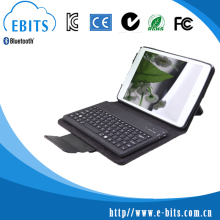 China wholesale Fancy design 10 inch leather case tablet keyboard for IOS