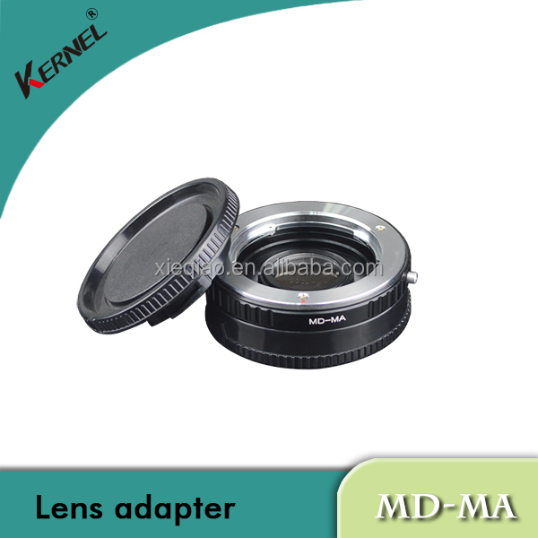 Kernel Lens Adapter for Minolta MD Lens to MA Mount Adapter