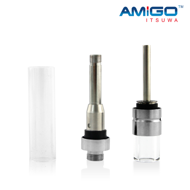 Hot glass private label cbd oil cartridge vape pen