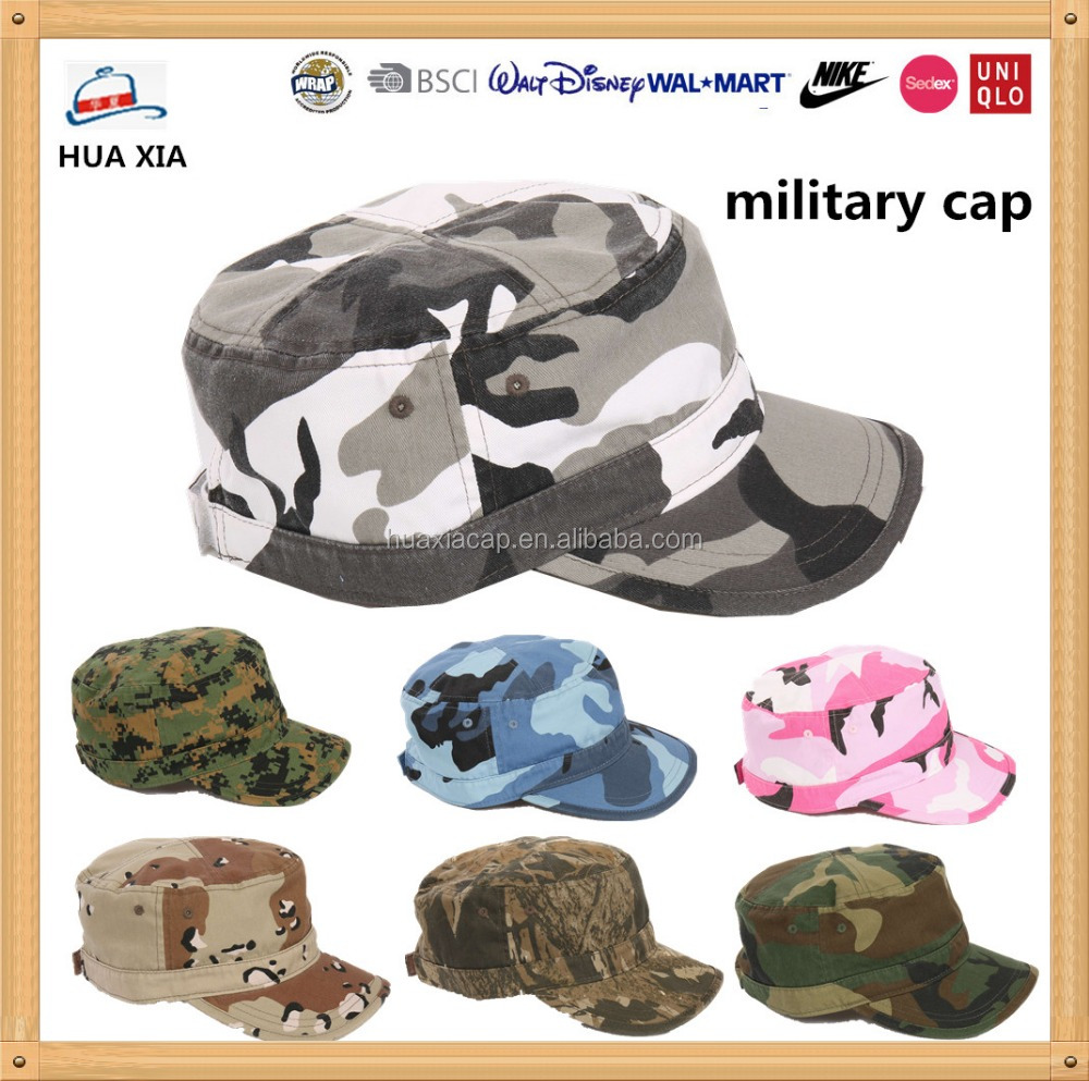 camo hat, military hat ,military cap
