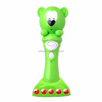 Cartoon Style Educational Toy Kids Read Pen Manufacturer English Learning Machine Smart Children Talking Pen For Kid