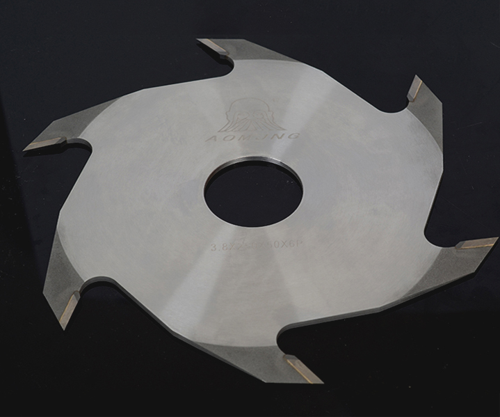 250mm finger joint cutters finger 250x75x4.0x6T for rubber extrusion