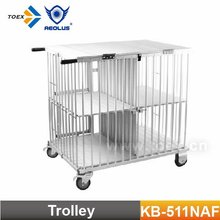 Aluminum super light-weight protable pet trolley KB-511NAF