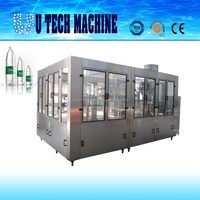 Hot Sales Natural Spring Water Pouring Line