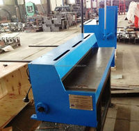 factory supply manual guillotine shear with best price