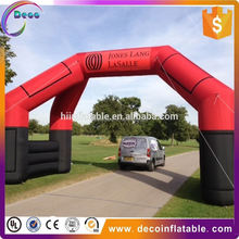 durable Outdoor advertising inflatable arch for promotion