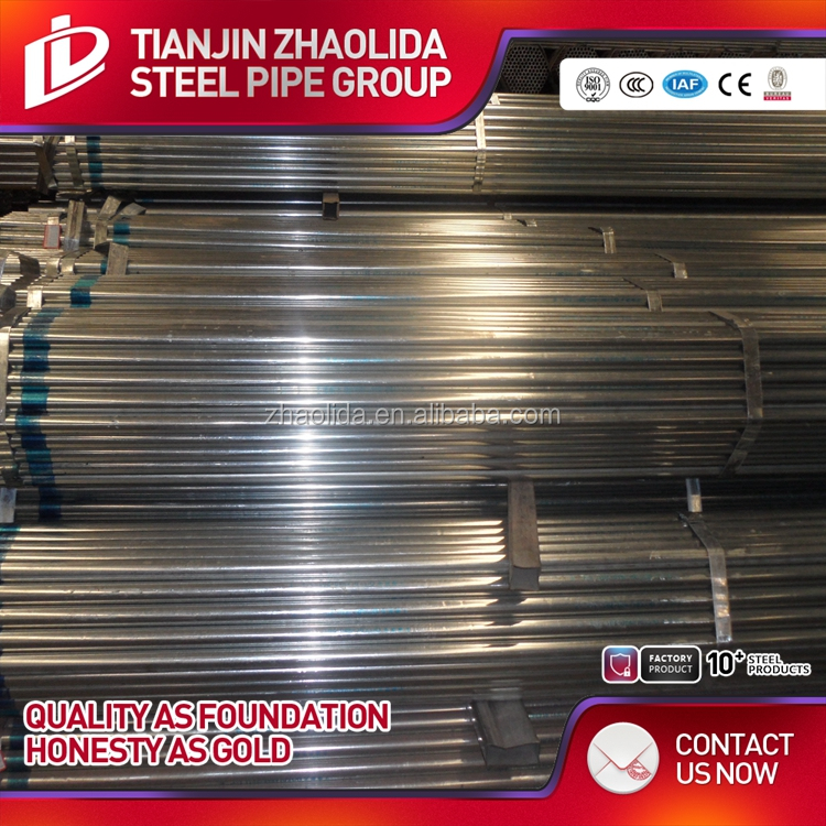 Good quality Q235,Q345B steel 88 tube with ISO 9001 certificate