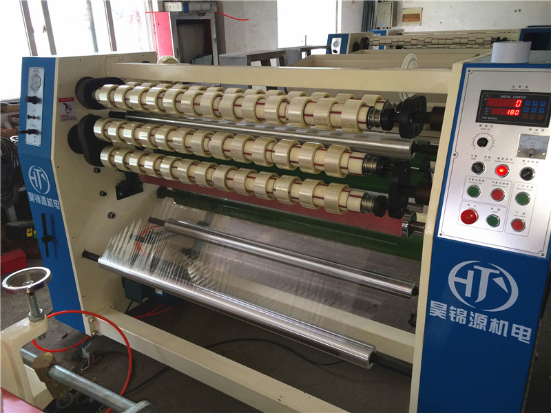 Coil rewinding machine from china trustable manufacturer