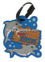 animal shape luggage tag(PT-117)