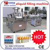shanghai machinery CE quality electrical liquids filling machinery water digital filler automatic pump sucker beverage o