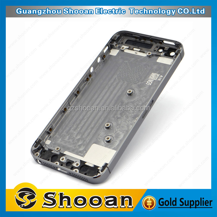 competitive price for iphone 5 front and back cover,replacement back cover housing for iphone 5