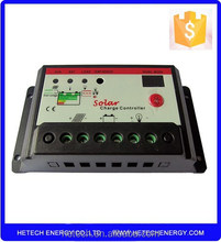 12v/24v 10A high efficiency solar controller