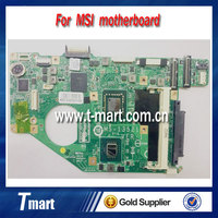 Original laptop motherboard MS-13521 for MSI notebook good condition fully tested working well