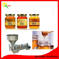 Hot Sale Digital Gear Pump Semi Automatic Liquid Honey Oil Water Filling Machine Price