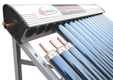 High pressure solar water heater collector