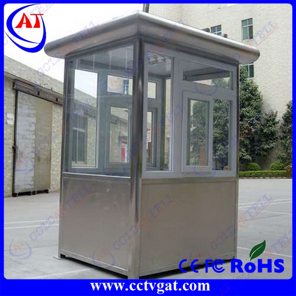 Special discount wind-resistant and anti-seismic sentry box shed prefab house for outdoor street