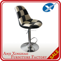 2015 hot sale comfortable PU bar stool XH-650-2