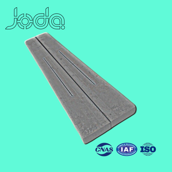 china supplier cathode AISI SAE D2 steel flat bar
