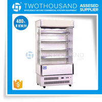 480L CE Automatic Defrosting System for Refrigerator Beverage Rack